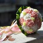 Round Pe Roses Bouquets