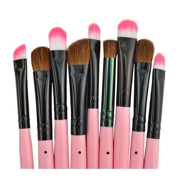 Soft Face Makeup Brush Sets