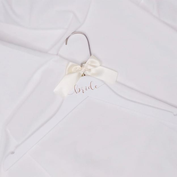Bride Gifts - Personalized Hanger