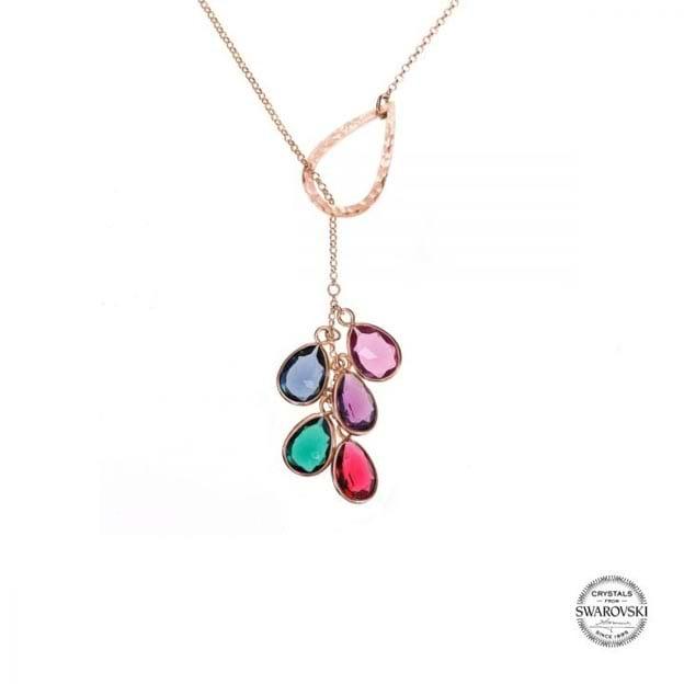 Enchanted Birthstone Necklace