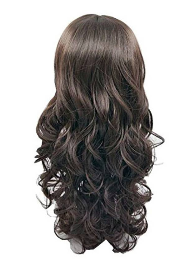 Long Curly Capless High Quality Heat Resistant Synthetic Wigs