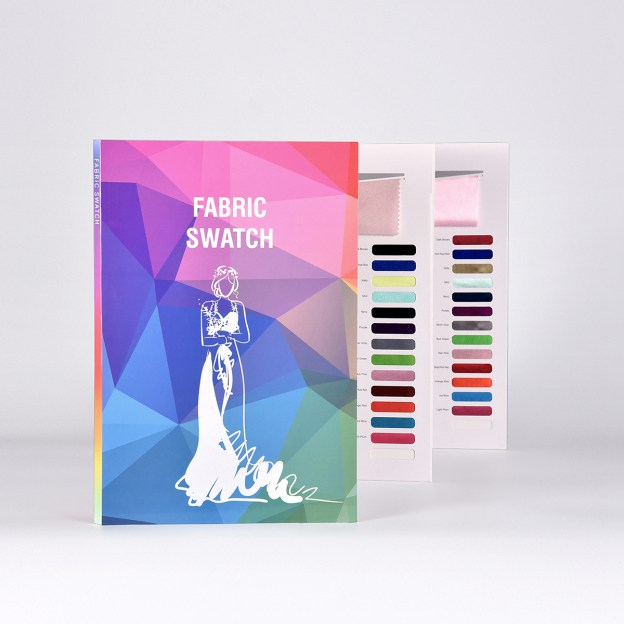 5-Piece*41-Color Fabric Swatch Book(Size:380Mm*250Mm*12Mm) - FeelTimes