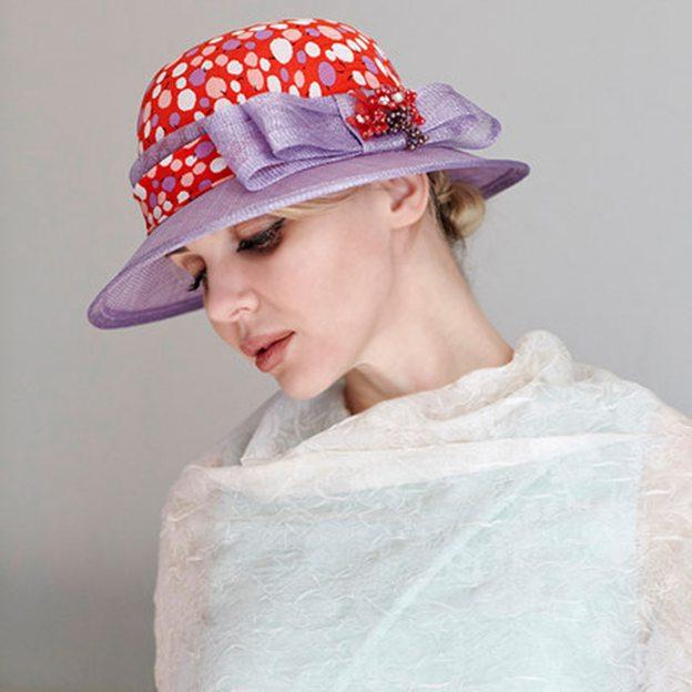 Ladies' Beautiful/Elegant Linen Beach/Sun Hats/Tea Party Hats With Bowknot Beading