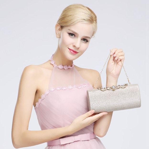 Beautiful PU Clutches/Evening Bags